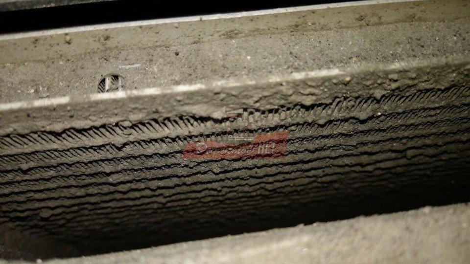 Мойка радиатора без снятия